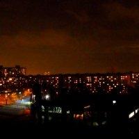 Луна над городом :: AV Odessa
