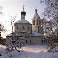 Церковь Ризоположения Пресвятой Богородицы. :: Яков Реймер