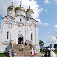 На венчание :: Дарья Ларионова