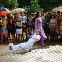 "Танец ""сон"" под дождем :: Дарья Ларионова"