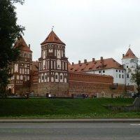 Мирский замок :: Александр Дроздов