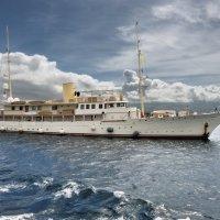 корабель :: Mikhail Afanasev