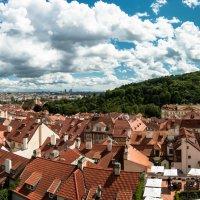 Вид на Прагу :: Андрей Роговой