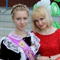 вот и закончилась  для меня школа... :: Юлия Кутовая