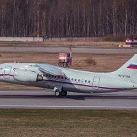 Ан-148 взлет :: Александр Святкин