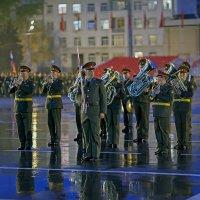 Подготовка к параду. :: Сергей Щербатюк