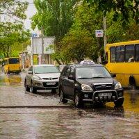 Дождливый день :: Мария Кальченко-Буланова