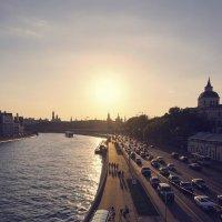 Движение города :: Алексей Соминский