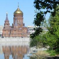 Гутуевская церковь :: Наталья Левина