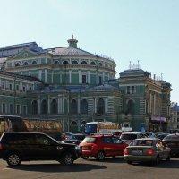 Театральная Площадь :: Александр Лейкум