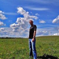 В поле... :: Yuriy V