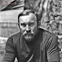 """Автопортрет.1984...""""Где мои...30 лет..."""" :: Валерий Викторович РОГАНОВ-АРЫССКИЙ"""