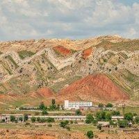 Пейзажи Киргизии. :: Ирина Токарева