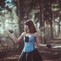 сказочная фея :: Elena Selivanova