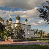 Троицкий собор в Астраханском кремле :: Игорь Кузьмин
