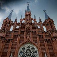 Римско-католический кафедральный собор :: Andrey Curie