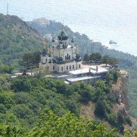 Форосский Храм Воскресения Христова :: Юлия Грозенко