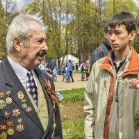 Ему есть что рассказать :: Аркадий Беляков