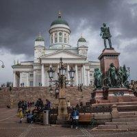 Хельсинки. Сенатская площадь :: Мария Какоткина