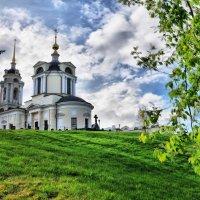 Комлевская церковь :: Андрей Куприянов