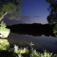 вечер на реке :: Лютик Лютик