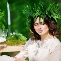 Лесная Нимфа :: Юлия Скороходова
