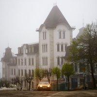 Туманное утро :: Сергей Рычков