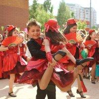 Танец страсти и огня )) :: Ольга Живаева