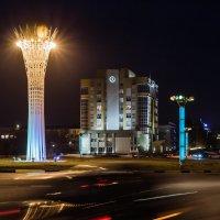 Вечерний город :: Polyak U-Ka