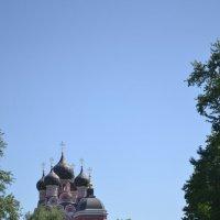 Храм Тихвинской Иконы :: Евгений Пикаревский