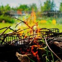огонь... :: Irinka Zharova