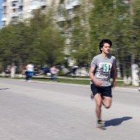 На этапе эстафеты :: Риф Сыртланов
