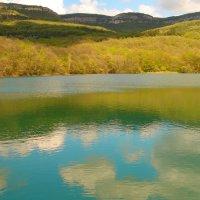 Озеро :: Natali Orlova