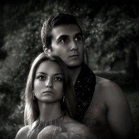 Иван и Дарья... :: Андрей Войцехов