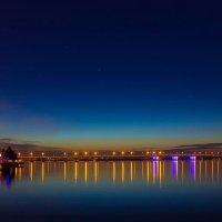 Краски вечернего города :: Denis Aksenov