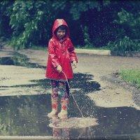После дождика в четверг... :: Вера Шамраева