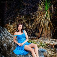 ♥♥♥ ... Sitting on a rock ... @ Koh Samui... ♥♥♥ :: Alex Lipchansky