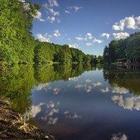 Озеро Бурбах ФРГ. :: igor G.