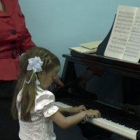Первое выступление :: Мария Климова