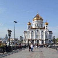 Патриарший мост (4) :: Владимир Клюев