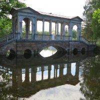Мраморный мостик. Пушкин :: Наталья