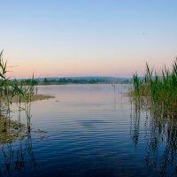 Утро на озере... :: Константин Сафронов