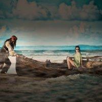 Похищение красотки... :: Alex Lipchansky