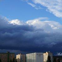 Буря мглою небо кроет... :: Анна Алексеева
