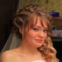 Свадебный образ. Прическа и макияж :: Юлия Маслова