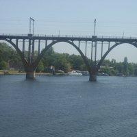 Мост :: Полина Бородина
