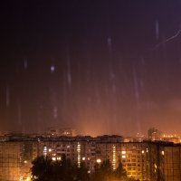 Льёт ли тёплый дождь... :: Сандродед