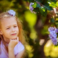 Сиреневый сад :: Марина Зотова
