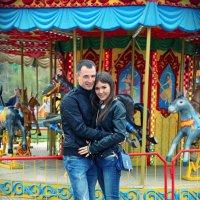Светлана и Евгений :: Нина Бородина