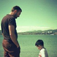 С сыном :: Владимир Богун